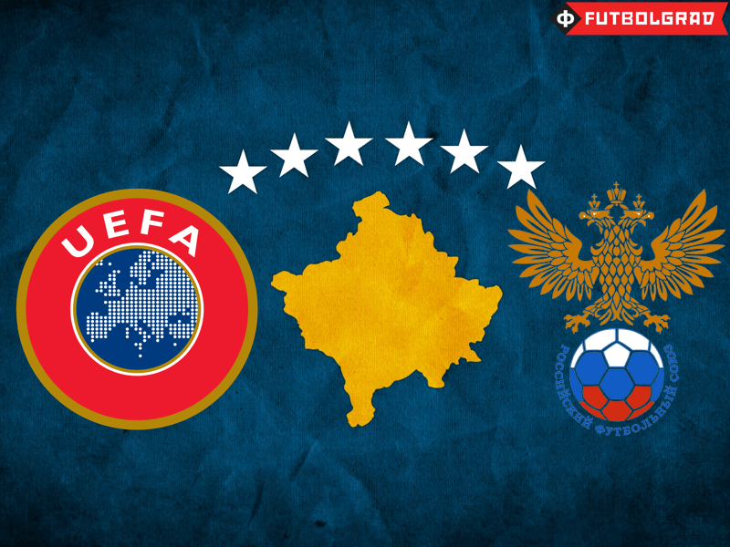 Russia Reacts to Kosovo's UEFA Membership