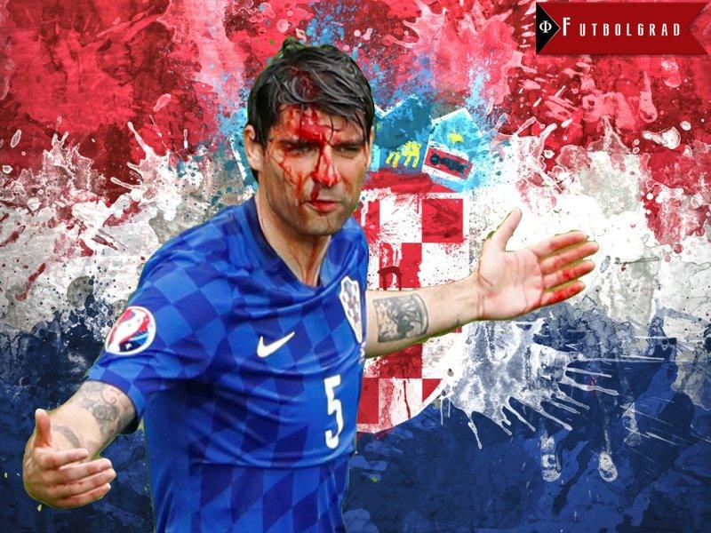 Vedran Ćorluka – Croatia's Defensive Warrior
