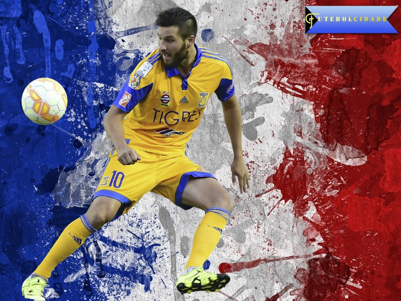 André-Pierre Gignac – The Mexican Shadow