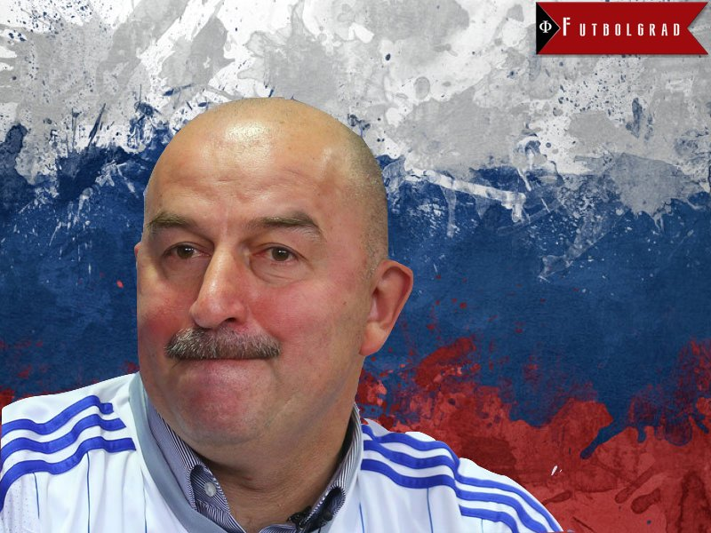Stanislav Cherchesov – Is he the right man for Russia?