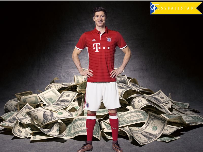 Lewandowski's new contract – A signal to England and Spain