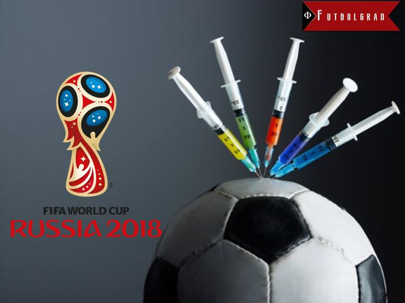 Russia's Doping Scandal and the 2018 World Cup