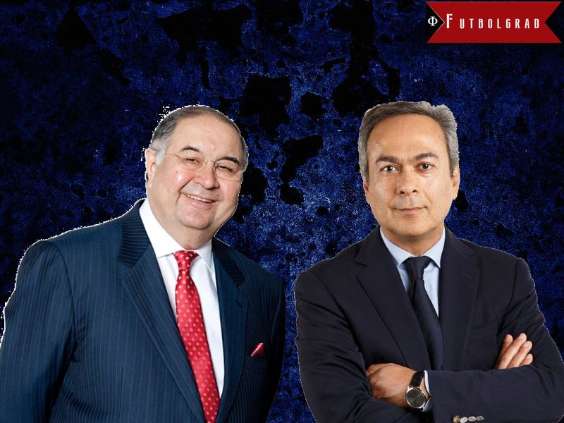 Alisher Usmanov and Fahrad Moshiri – Everton's Business Model Explained
