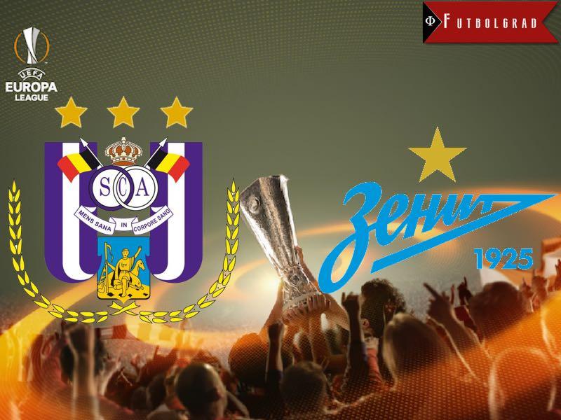 Anderlecht vs Zenit – Europa League Preview