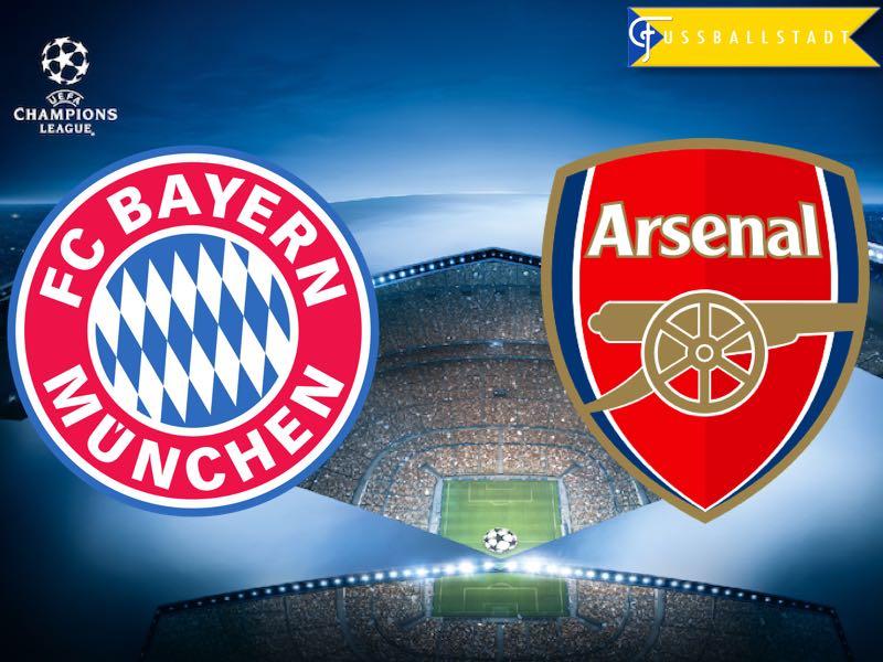 Bayern vs Arsenal – Champions League Preview