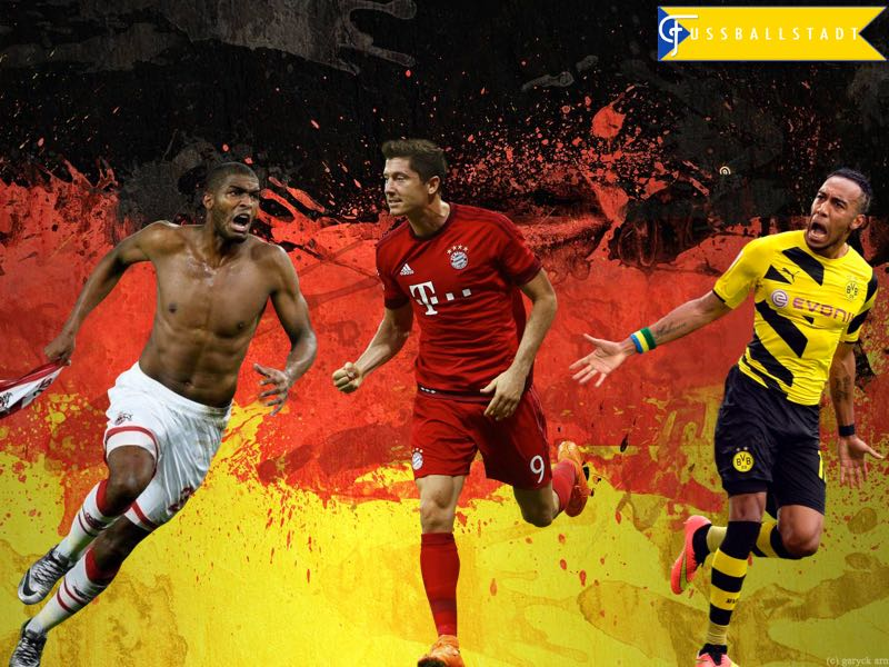 Sharpshooters – Who will win the Bundesliga Goal-Scoring Race?