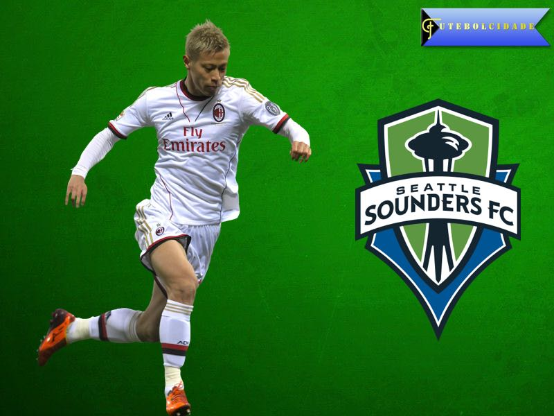 Keisuke Honda to Seattle Sounders Jeopardized by Milan's Difficult Ownership Situation