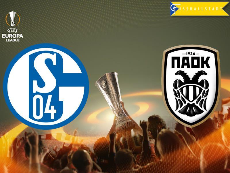 Schalke 04 vs PAOK – Europa League Preview