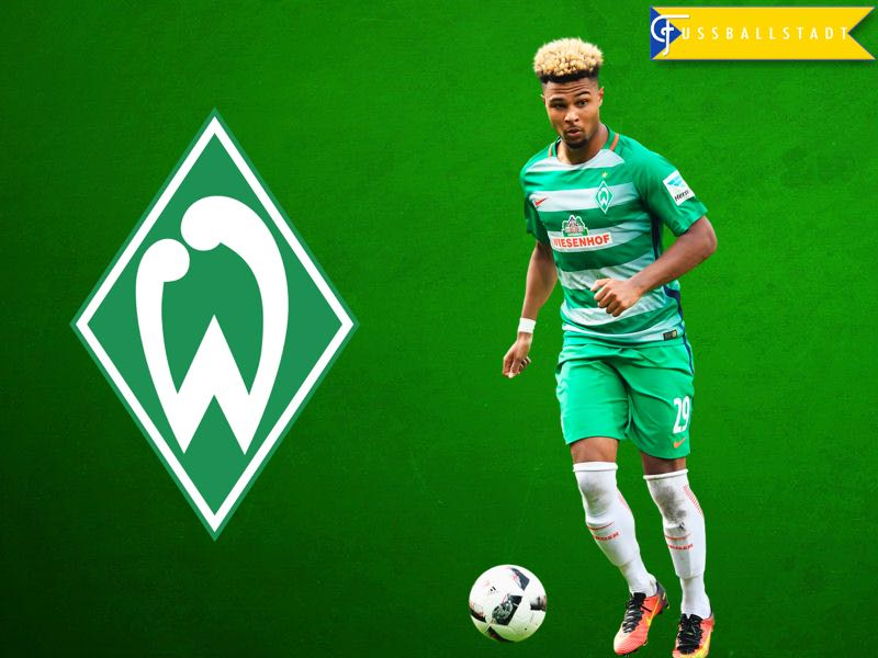 Serge Gnabry – Werder Bremen's Life-Line in the Relegation Battle