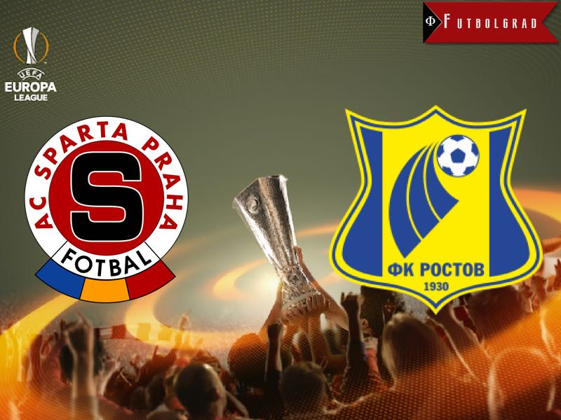 Sparta Prague vs Rostov – Europa League Preview