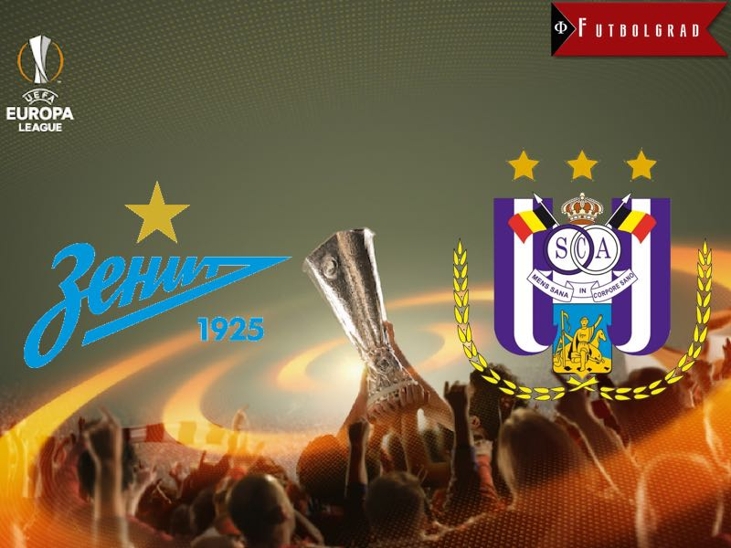 Zenit vs Anderlecht – Europa League Preview