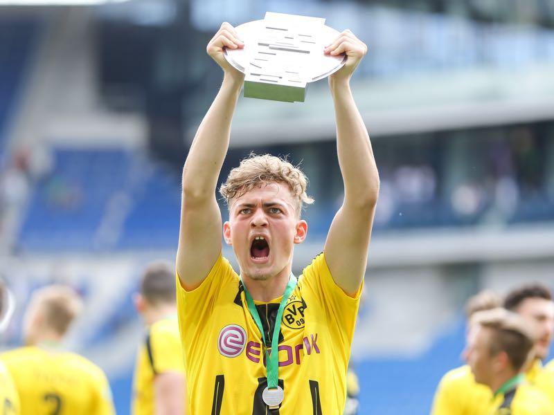 Jacob Bruun Larsen – Borussia Dortmund's Next Wunderkind