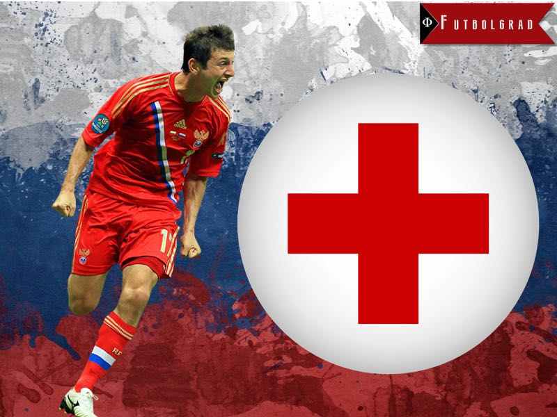 Alan Dzagoev Injury Threatens CSKA Moscow's Match Plan Ahead of the Moscow Derby