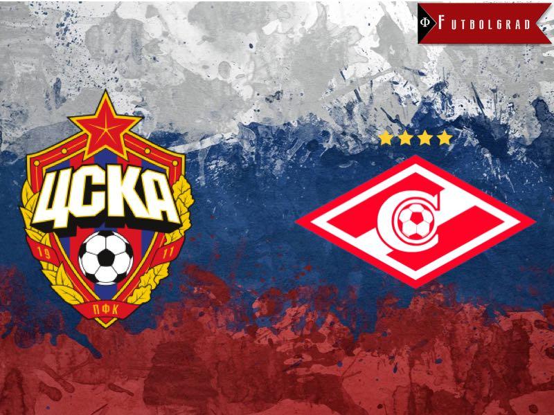 CSKA vs Spartak – Russian Football Premier League Match of the Week