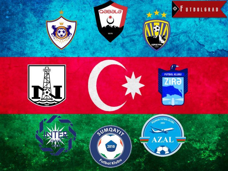 Azerbaijan Premier League Season Review 2016-17