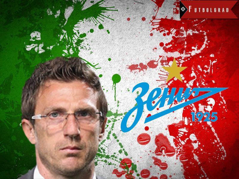 Eusebio Di Francesco – An Italian Revolution for Zenit?