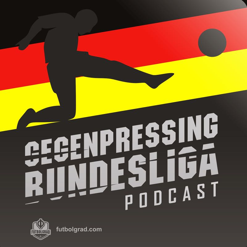 Gegenpressing – Bundesliga Podcast – Bayern Stumble, Dortmund Bounce Back