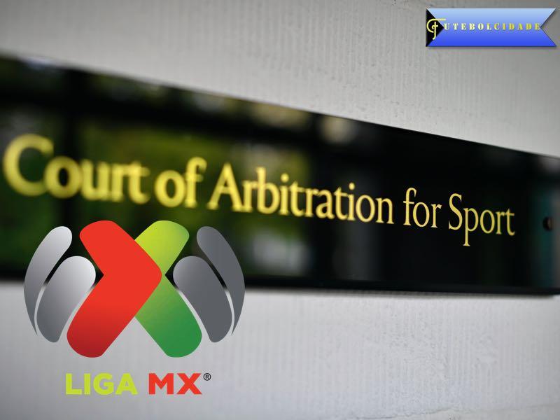 CAS Overrules Liga MX One Year Match Bans