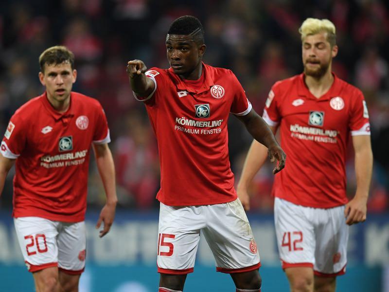 1 Fsv Mainz 05 V Rb Leipzig Bundesliga Fussball Stadt