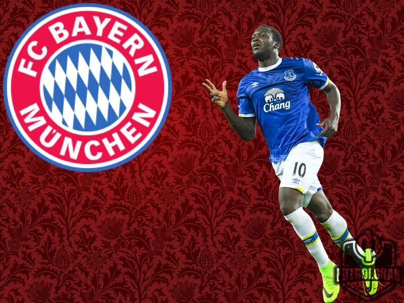 Romelu Lukaku – Destination Bayern München?
