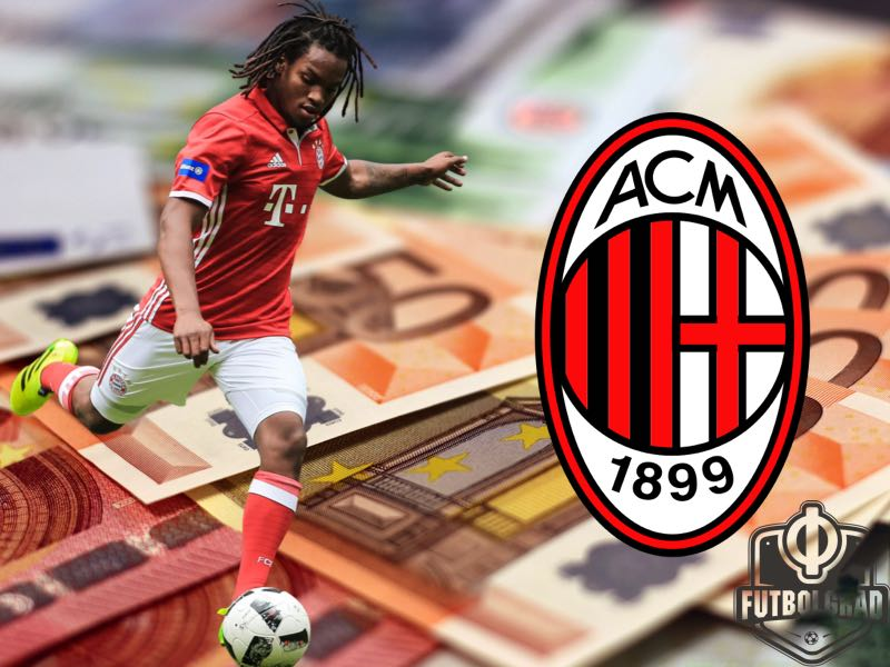 Renato Sanches to AC Milan? Only if the Price is Right For Bayern!