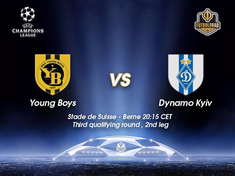 Young Boys vs Dynamo Kyiv – Champions League Preview