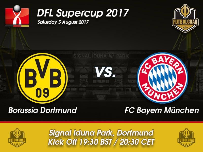 Borussia Dortmund vs Bayern München – DFL Supercup Preview
