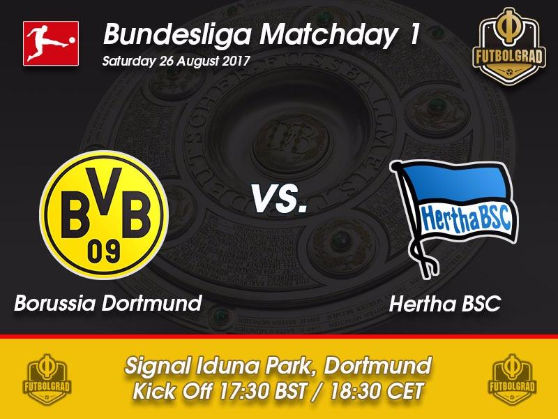 Borussia Dortmund vs Hertha Berlin – Bundesliga Preview