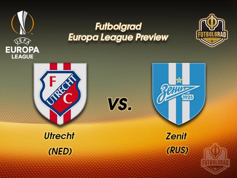 FC Utrecht vs Zenit Saint Petersburg – Europa League Preview
