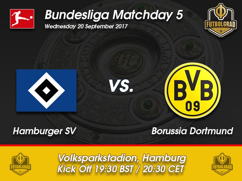 Hamburg vs Dortmund – Bundesliga Preview