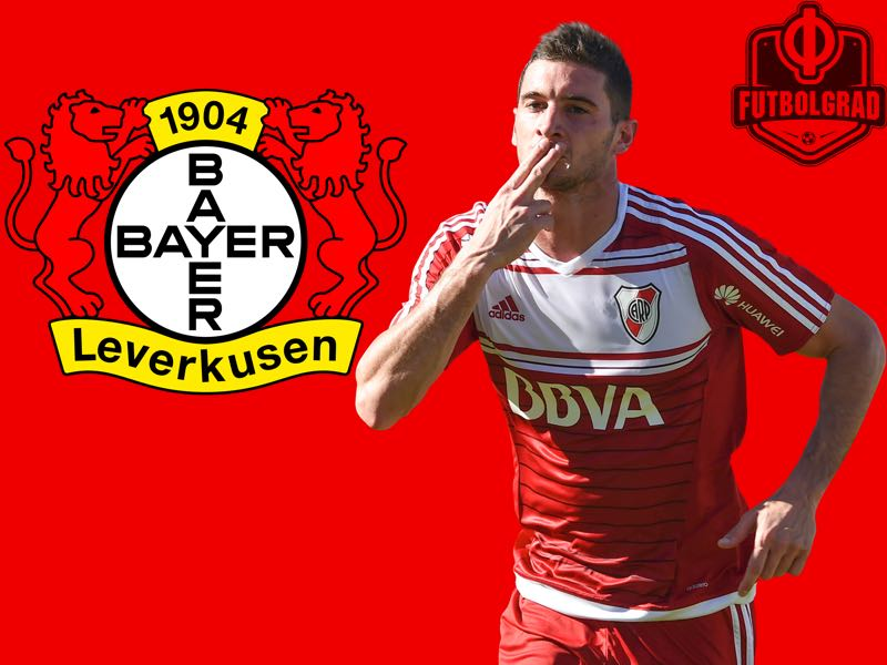 Lucas Alario – Introducing Bayer Leverkusen's New Striker