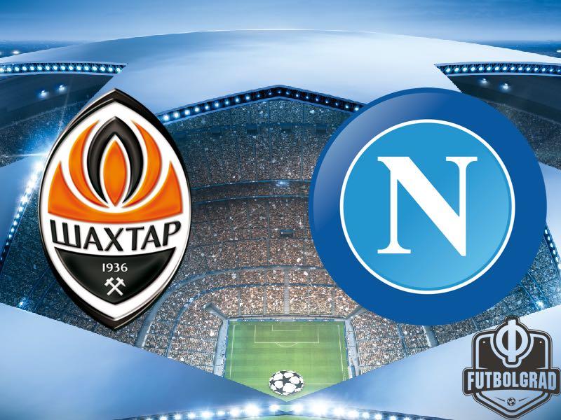 Shakhtar Donetsk vs Napoli – Champions League Preview