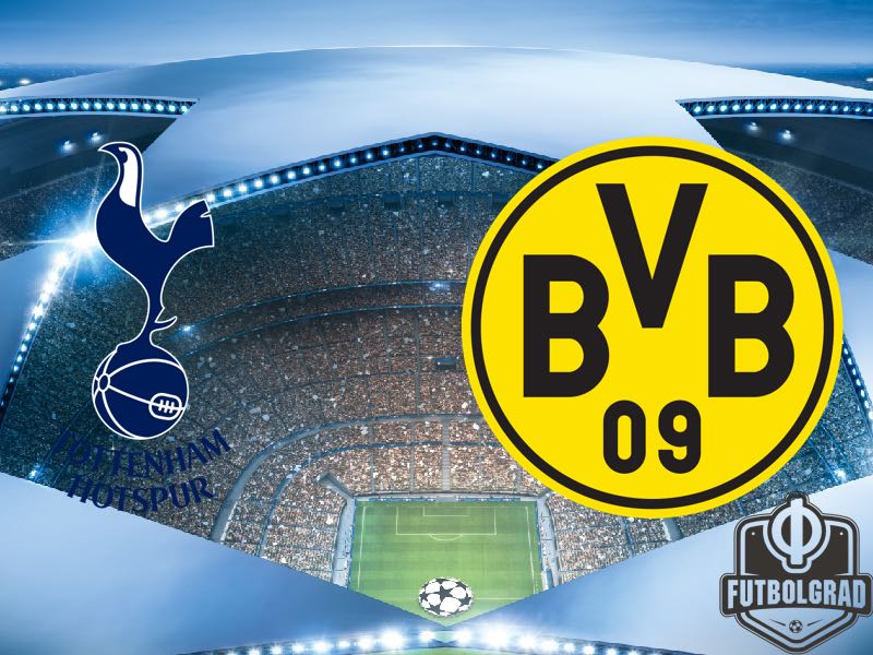 Tottenham vs Dortmund – Champions League Preview