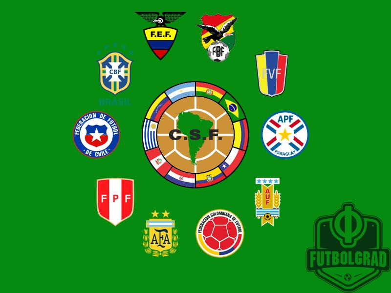 2018 FIFA World Cup CONMEBOL Qualification Preview
