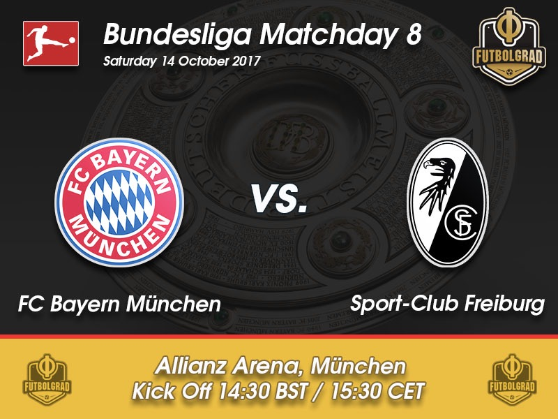 Bayern München vs Freiburg – Bundesliga Preview