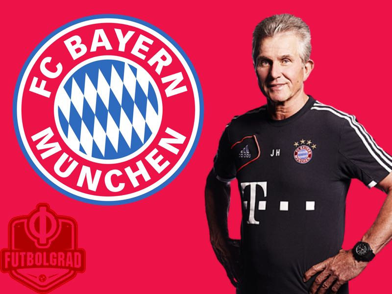 Jupp Heynckes – Bayern go for the Interims Option