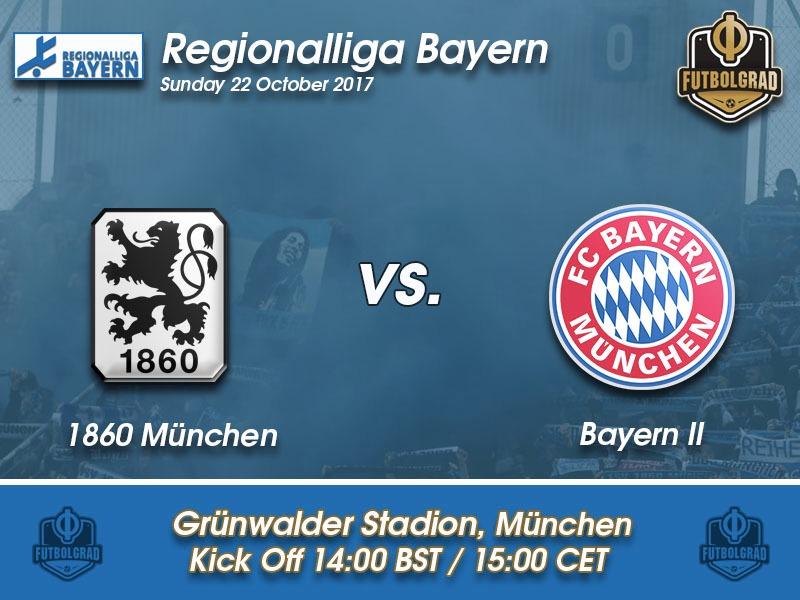 1860 München vs Bayern II – Münchner Derby Preview