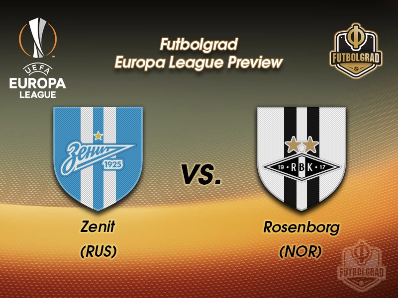 Zenit vs Rosenborg – Europa League Preview