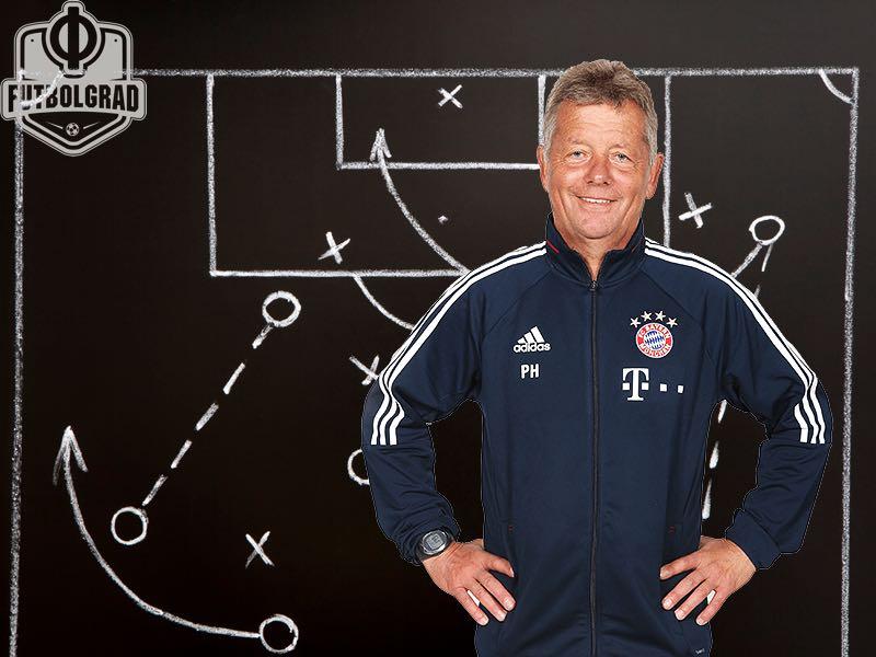 Peter Hermann – Introducing Bayern's Brain