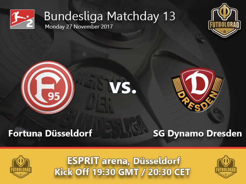 Düsseldorf vs Dresden – Bundesliga 2 – Preview