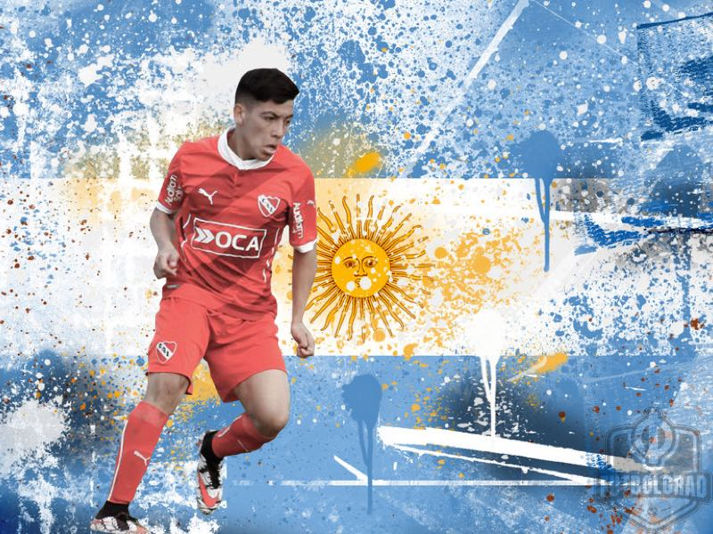 Ezequiel Barco – Who is Independiente's Wunderkind?