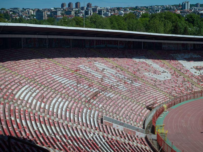 Crvena zvezda vs Bayern Munich will take place at the Marakana in Belgrade. (ANDREJ ISAKOVIC/AFP/Getty Images)