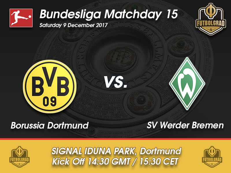 Borussia Dortmund vs Werder – Bundesliga – Preview