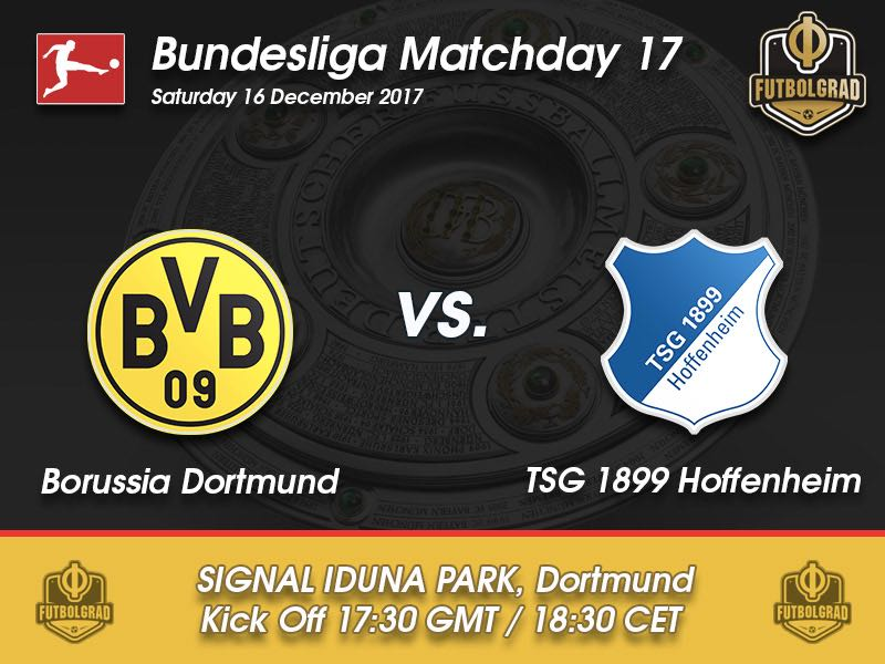 Borussia Dortmund vs Hoffenheim – Bundesliga – Preview