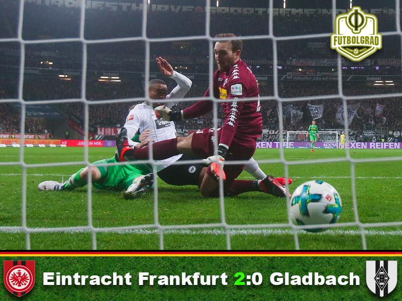 Gladbach Eintracht Frankfurt