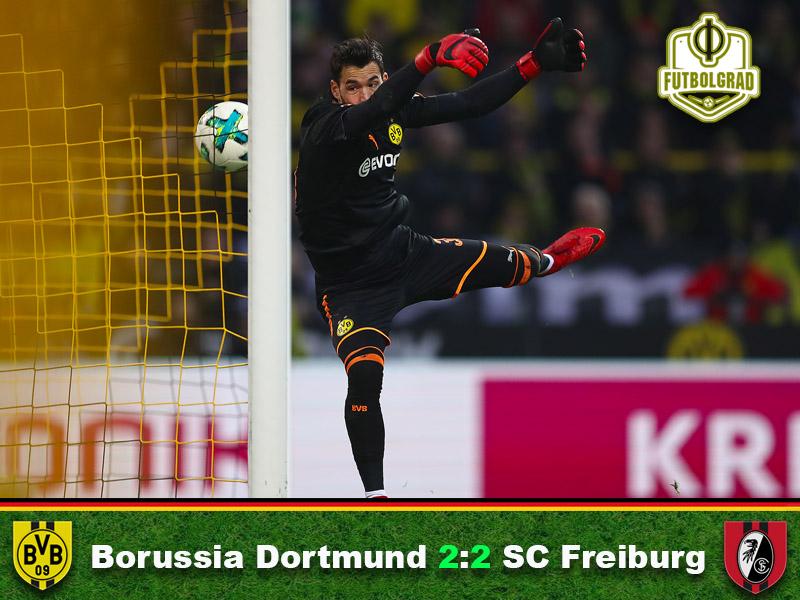 Borussia Dortmund vs SC Freiburg – Match Report