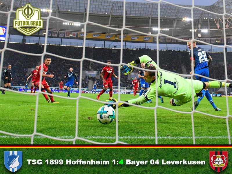 Hoffenheim vs Leverkusen – Match Report