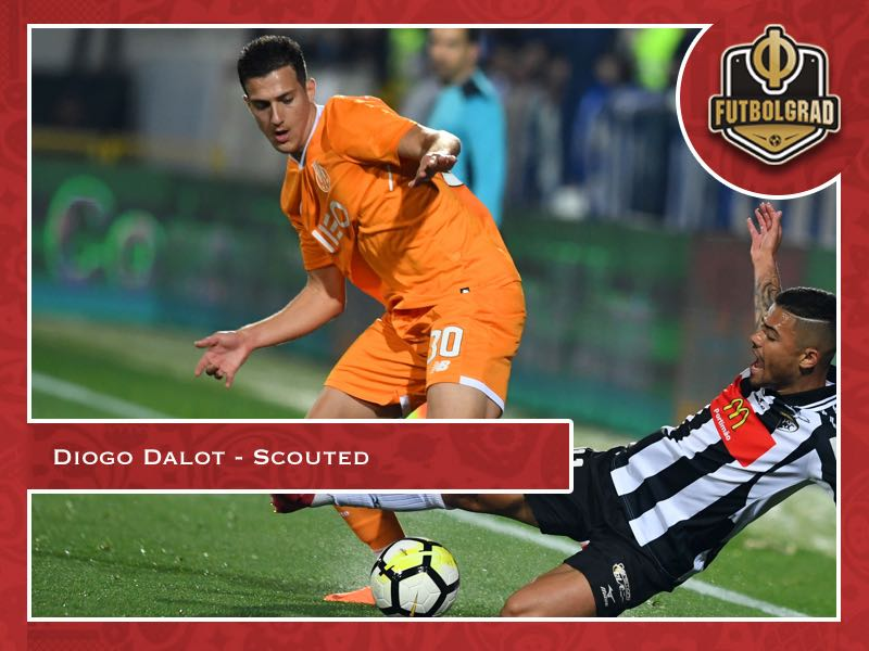 Diogo Dalot – Scouting Porto's latest prospect