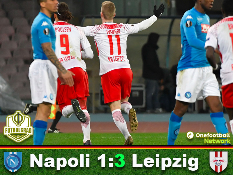 Napoli vs Leipzig – Europa League – Match Report