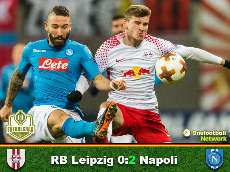 Leipzig vs Napoli – Europa League – Match Report